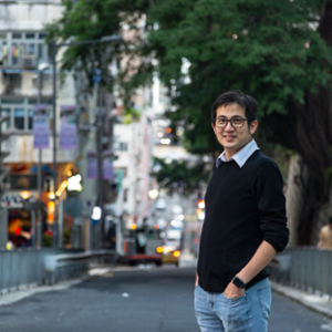 Paul Chan (Co-founder and CEO of Walk In Hong Kong)