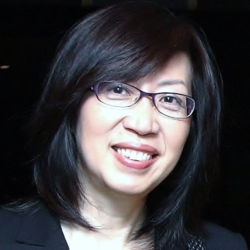 Lena Lee (Board Member of HKAAA and Arts Specialist at Arts with the Disabled Association of Hong Kong (Hong Kong))