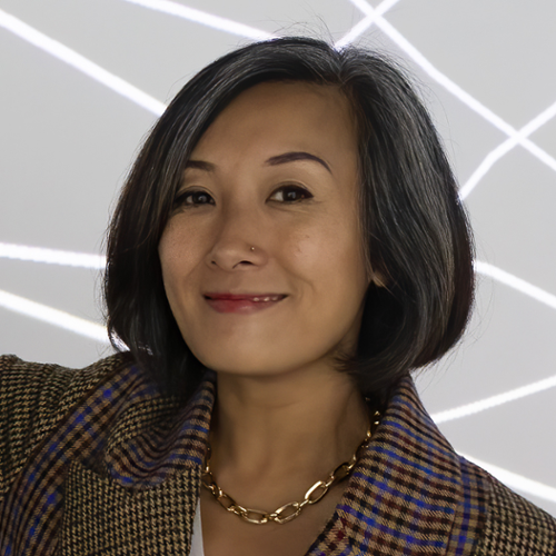 Anita Lam (Co-founder and Curator of The Collective (Hong Kong))